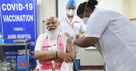 कोरोना विषाणु संक्रमण की दूसरी लहर भारतीय जनमानस के मध्य घातक या साधक