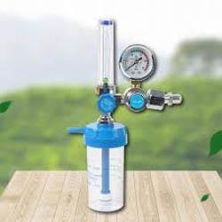 काशीपुर: अब ऑक्सीजन फ्लोमीटर के लिए न हों परेशान, आरएसएस कार्यालय से लें फ्री में