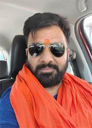 अक्षय तृतीया के दिन मांगलिक कार्य जैसे-विवाह, गृहप्रवेश, व्यापार अथवा उद्योग का आरंभ करना अति शुभ फलदायक : पंडित कृष्ण मेहता