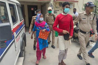 काशीपुर : बहन और भांजे ने मिलकर की थी नासिर की हत्या