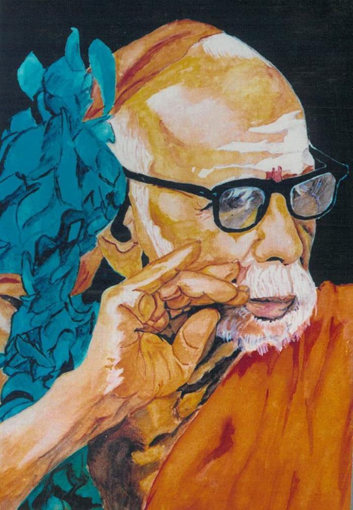 Mahaperiyavaa Famous Ashirvadam