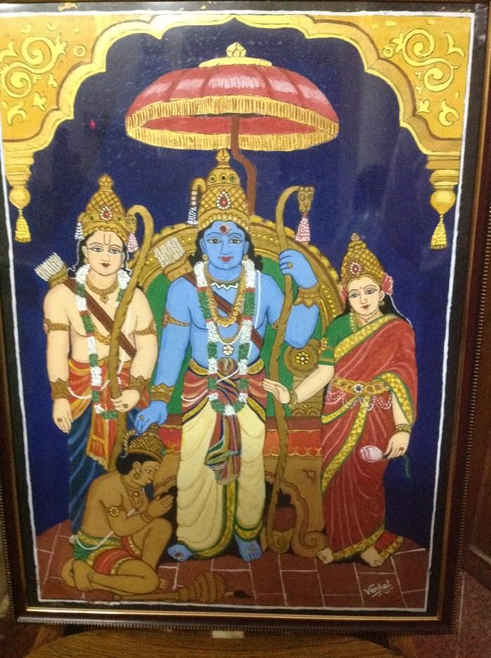 Shri LSV's Rama Original