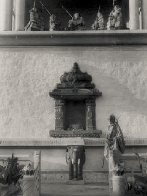 Him with Adi Shankara and His first four disciples