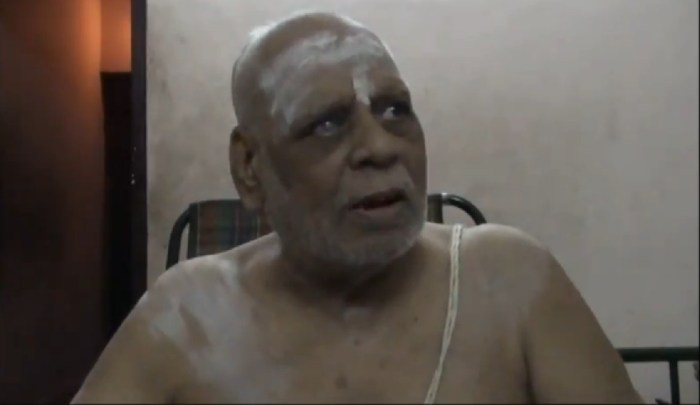 Mecheri Pattu Sastrigal