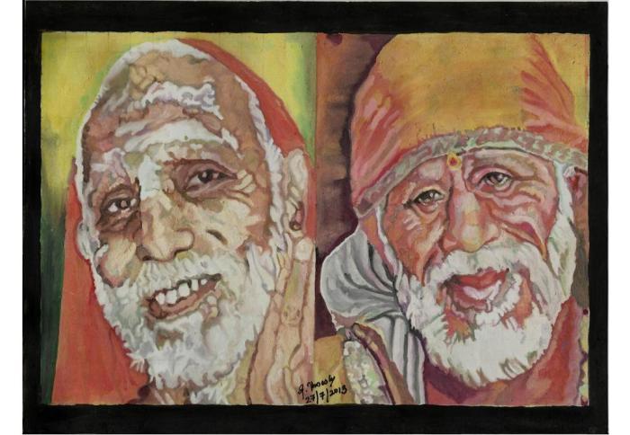 25 Mahaperiyava and Shirdi Saibaba 27072013
