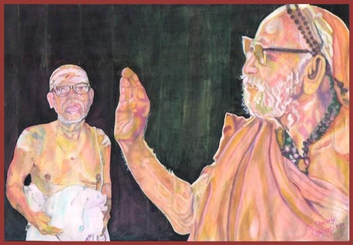 37 Mahaperiyava and Pradosham Mama 27052014