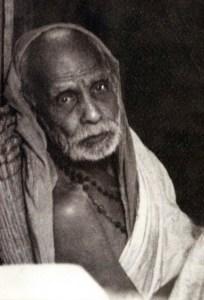 Chennai: 14/05/2011: The Hindu: Friday Page: Eyes that reflects Compassion of the Heart - Sri Mahaswami During the Vijaya Yatra - 1983.