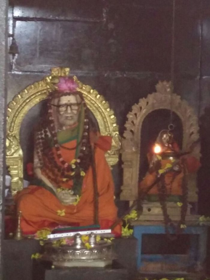 Mahaperiyava Vigraham Thenambakkam