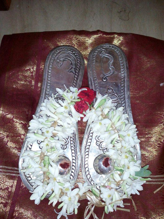Periyava Padhuka