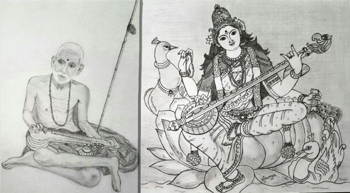 saraswathi-periyava