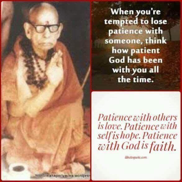 patience-periyava