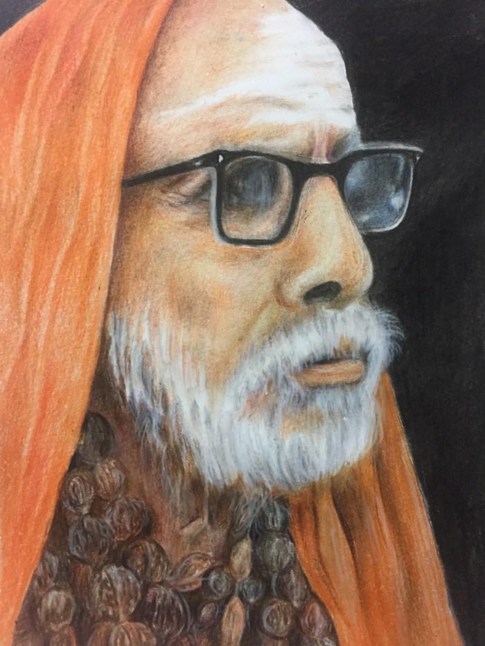 Periyava-sketch-harini