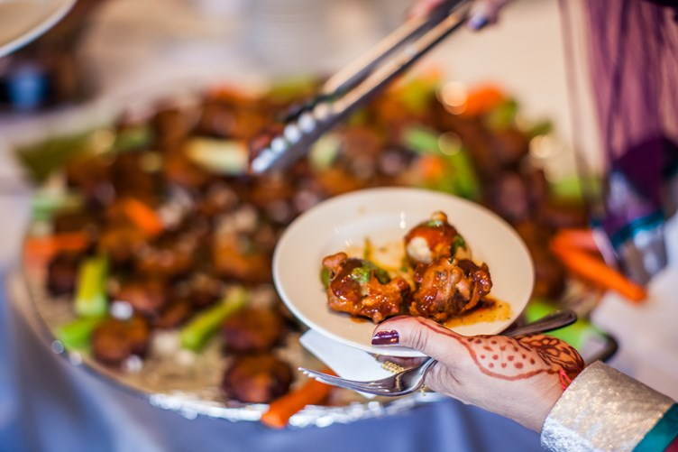 Eat, Drink And Be Married: The Importance Of Wedding Food