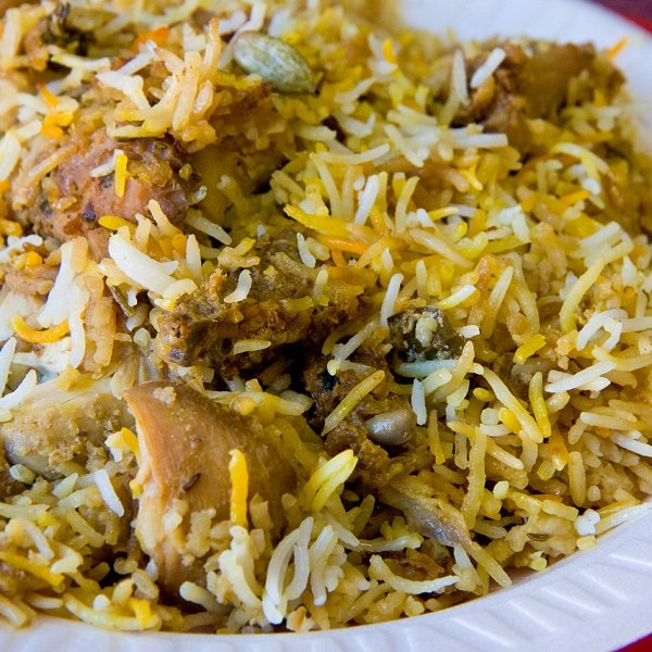 biriyani-Chicken