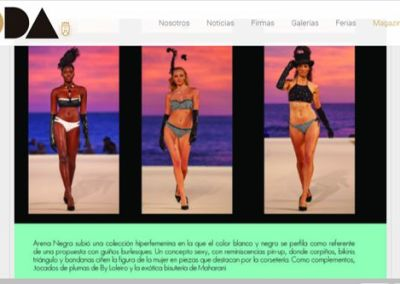 Exotica bisutería de Maharani en Tenerife Moda