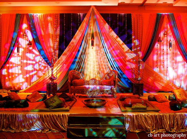Indian Wedding Decoration  Romantic Decoration