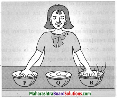 Maharashtra Board Class 10 Science Solutions Part 1 Chapter 5 Heat 7