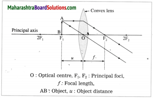 Maharashtra Board Class 10 Science Solutions Part 1 Chapter 7 Lenses 28