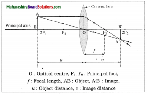 Maharashtra Board Class 10 Science Solutions Part 1 Chapter 7 Lenses 31