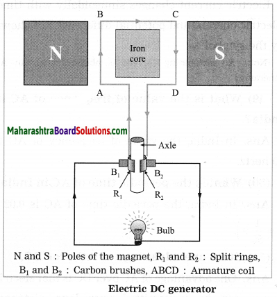 Maharashtra Board Class 10 Science Solutions Part 1 Chapter 4 Effects of Electric Current 3