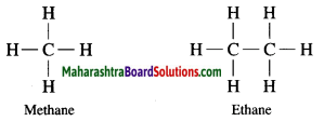 Maharashtra Board Class 10 Science Solutions Part 1 Chapter 9 Carbon Compounds 39
