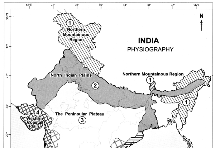 Maharashtra Board Class 10 Geography Solutions Chapter 3 Physiography and Drainage 15