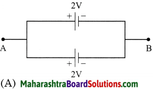 Maharashtra Board Class 8 Science Solutions Chapter 4 Current Electricity and Magnetism 13