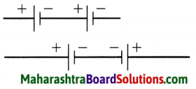 Maharashtra Board Class 8 Science Solutions Chapter 4 Current Electricity and Magnetism 2