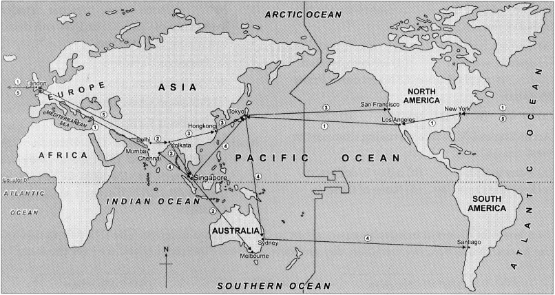 Maharashtra Board Class 9 Geography Solutions Chapter 7 International Date Line 3