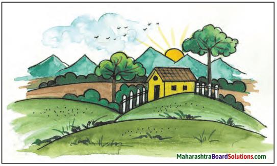 Maharashtra Board Class 6 Marathi Solutions Chapter 6 हे खरे खरे व्हावे 6