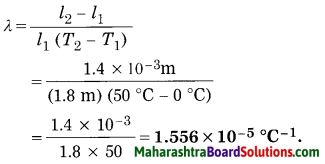 Maharashtra Board Class 8 Science Solutions Chapter 14 Measurement and Effects of Heat 20