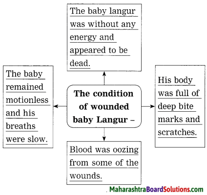 Maharashtra Board Class 10 My English Coursebook Solutions Chapter 1.2 An Encounter of a Special Kind 19