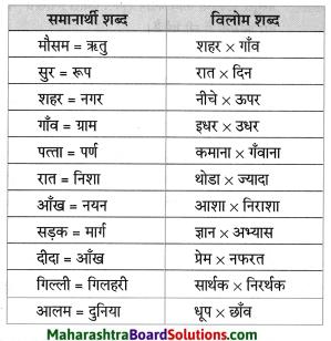 Maharashtra Board Class 8 Hindi Solutions Chapter 4 गाँव-शहर 9