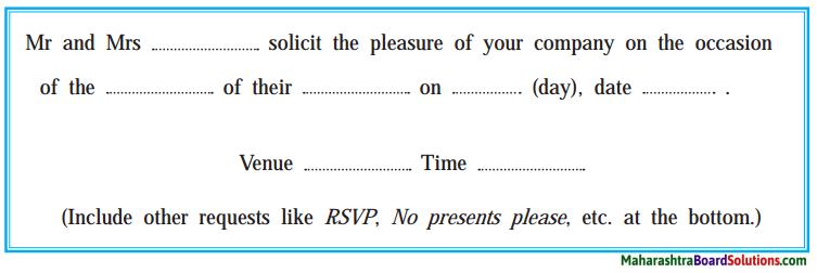 Maharashtra Board Class 9 English Kumarbharati Solutions Chapter 1.5 The Necklace 5