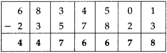 Maharashtra Board Class 5 Maths Solutions Chapter 3 Addition and Subtraction Problem Set 11 3