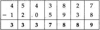 Maharashtra Board Class 5 Maths Solutions Chapter 3 Addition and Subtraction Problem Set 11 4