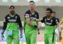 IPL 2020 : आरसीबी टीम आज हिरव्या जर्सीत उतरली मैदानात