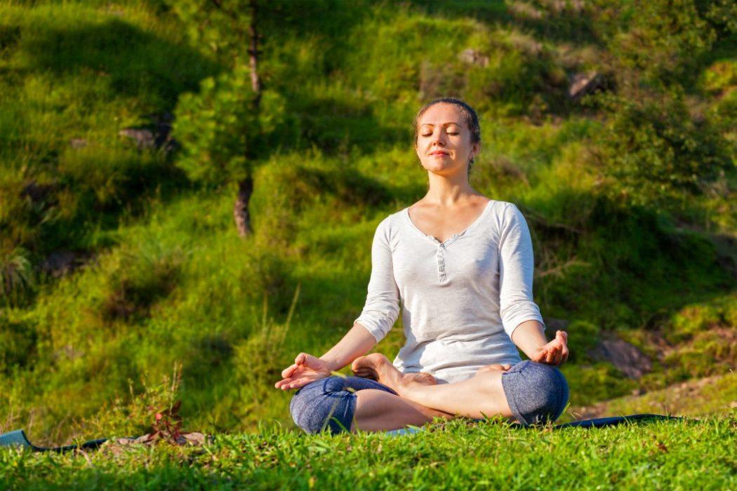 The Practice of Releasing Self-Judgement in Yoga