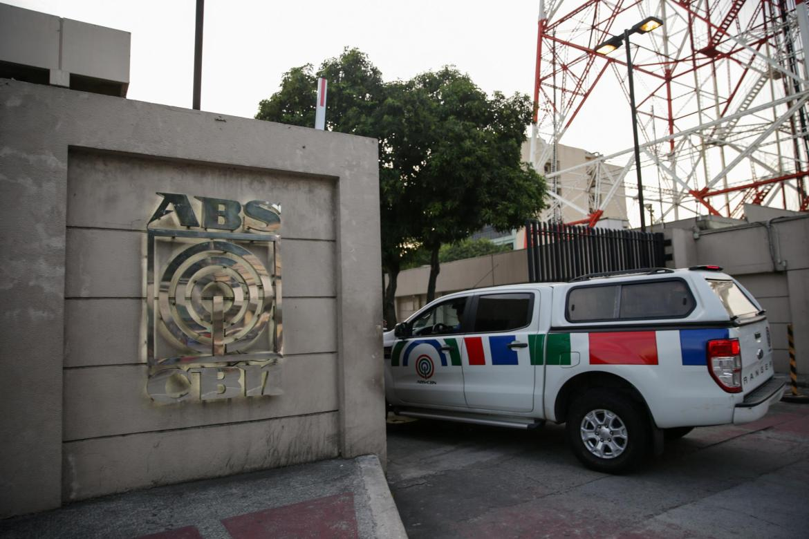 Use of ABS-CBN frequencies for distance learning up to NTC