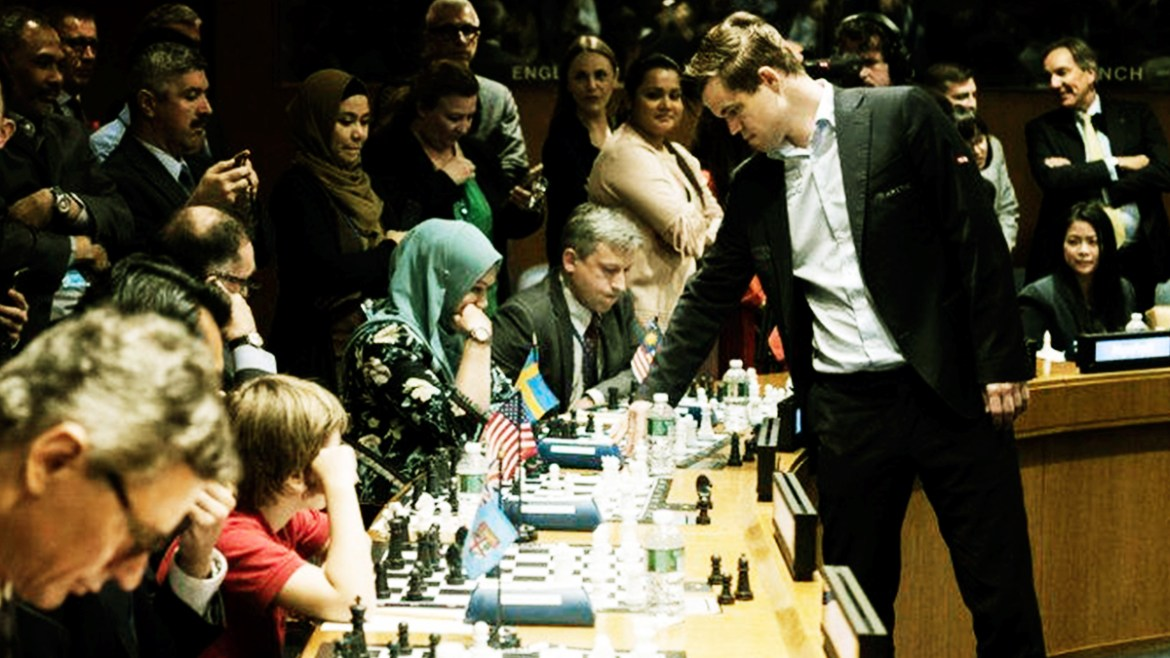 UN celebrates first World Chess Day