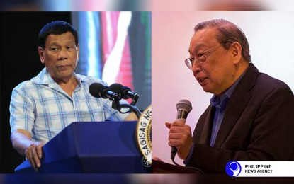 Panelo to Sison: Duterte will outlive you