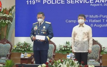Año to submit shortlist of PNP chief bets before Aug. 31
