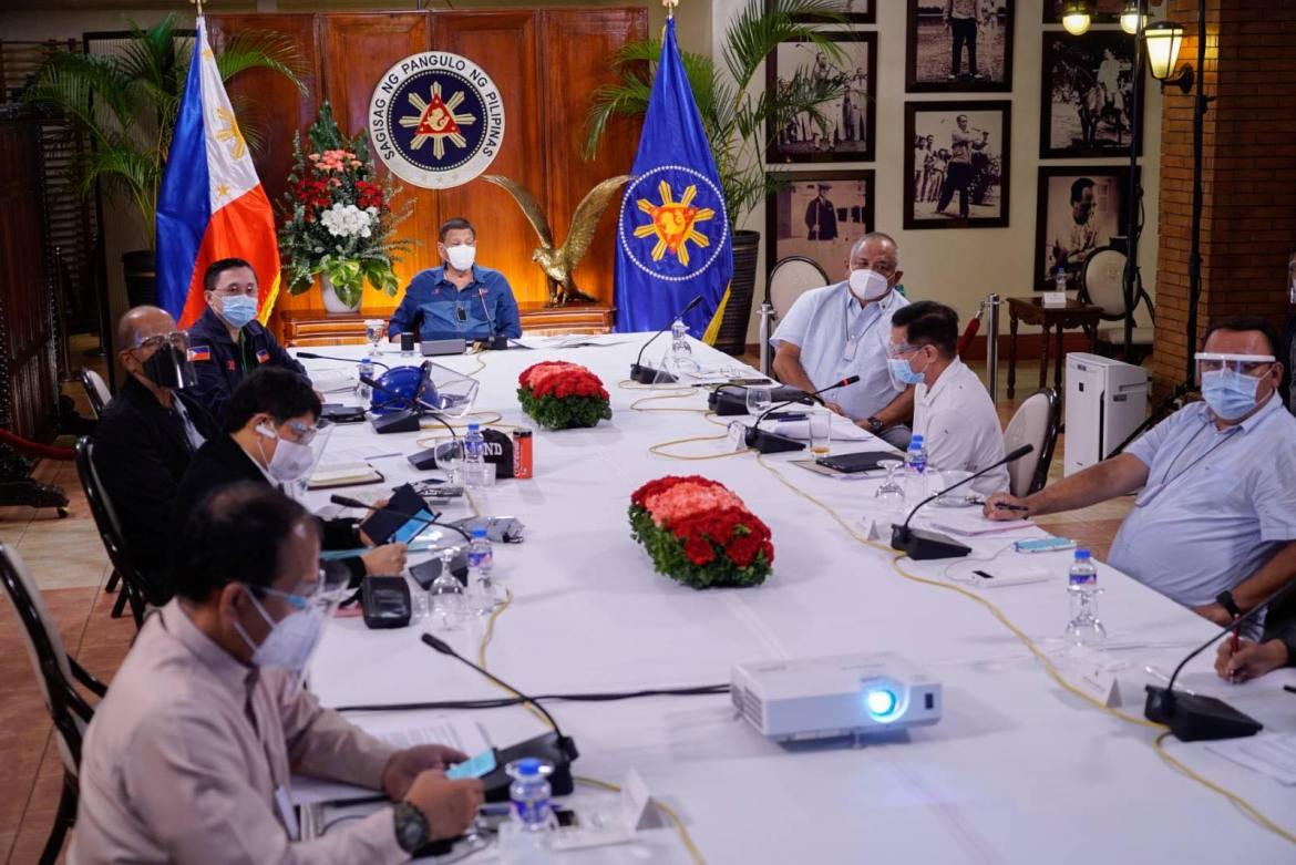 Mega-Manila now under MECQ for 15 days after PRRD heeds the call of front-liners for 'time-out'