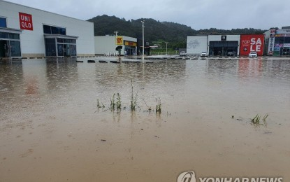 Death toll from SoKor heavy rains rises to 21