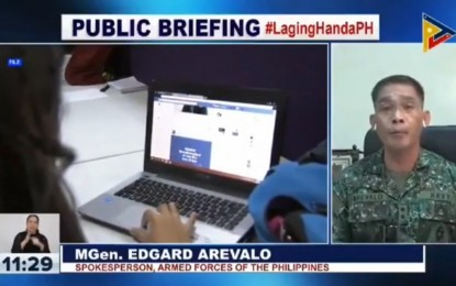 AFP wants Facebook to release info on pages with 'military links'