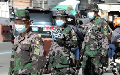 NCRPO boosts measures to protect personnel from Covid-19