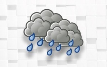 Southwest monsoon, thunderstorms to bring isolated rains