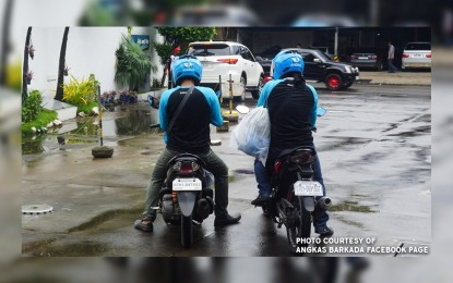 Gov't tackles resumption of ride-hailing motorcycle taxis