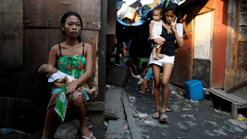 Pinay sex workers hardest hit by pandemic