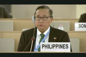 UNHRC endorses support for PH human rights institution-building